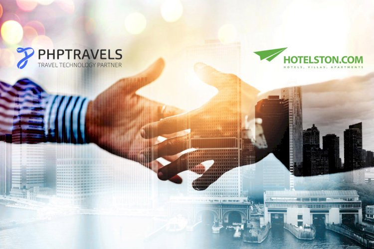 PHPTRAVELS partnered with Hotelston